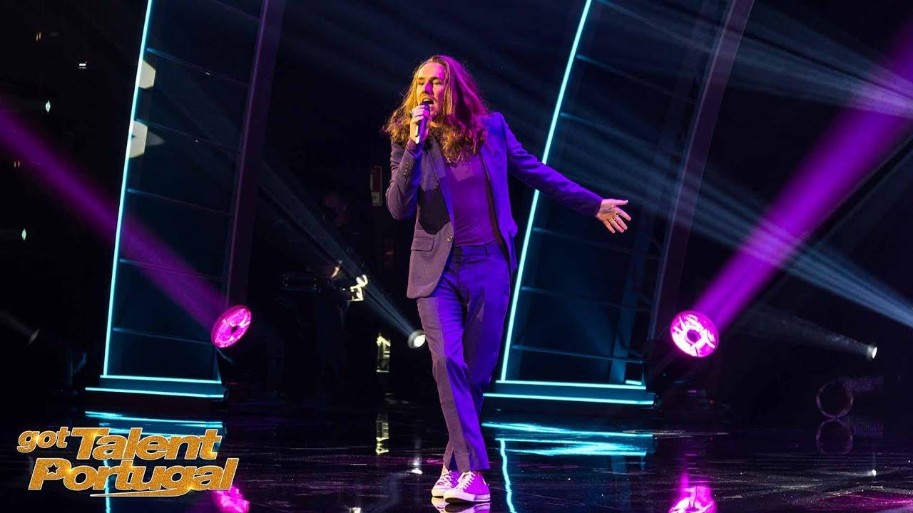 Vitor Kley, convidado especial no Got Talent Portugal 2021