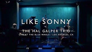 Hal Galper Trio - Like Sonny