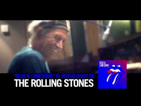 "The Rolling Stones ""Blue and Lonesome"""