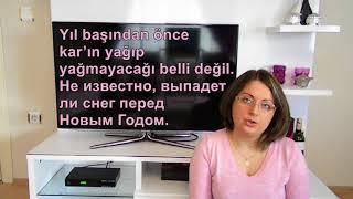 Турецкий язык с нуля. Урок № 59 Косвенный вопрос