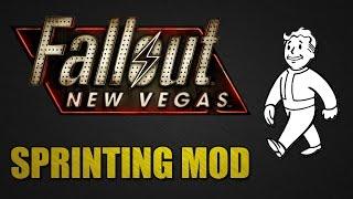 Fallout: New Vegas- Sprinting mod showcase