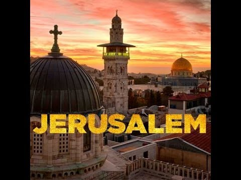 Jerusalem Official IMAX Trailer