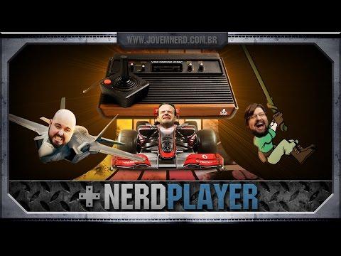 Clássicos do Atari | NerdPlayer 211