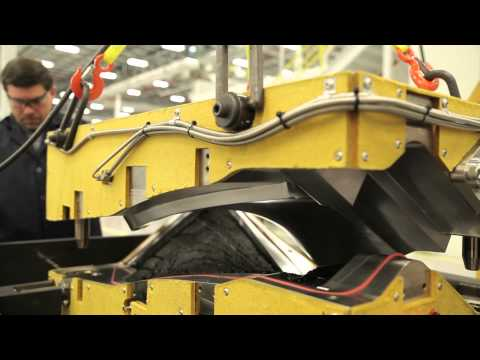 A new Safran Aerospace Composites plant, in Rochester