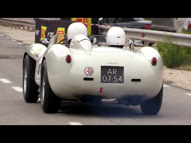 Ferrari 250 Testa Rossa (1957) - EPIC V12 SOUND! - Best of Italy Race 2017