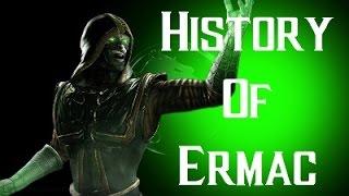 History of Ermac Mortal Kombat X