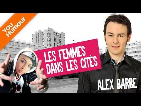 ALEX BARBE - Les femmes dans les cités