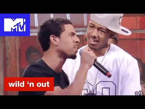 Wild 'N Out | Conceited and Hitman Holla Cut The Beat | MTV