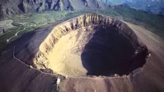 видео Вулкан Везувий
