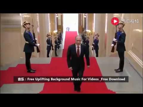 各国领导人走路姿势,特朗普最自信,安倍最紧张,普京最霸气!