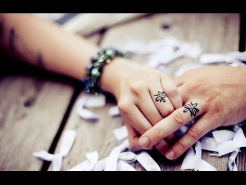 10 Awesome Wedding Ring Tattoo Ideas 10 Of The Best Wedding Ring