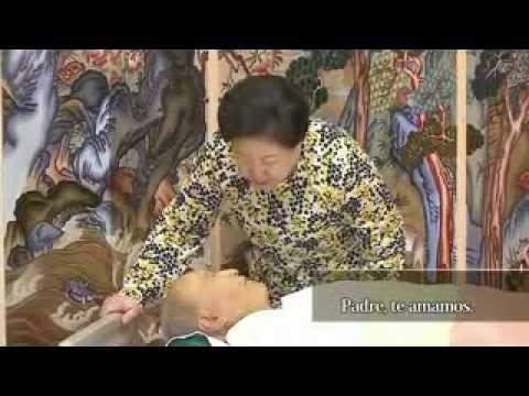 Seonghwa para Sun Myung Moon, el Padres Verdadero del Cielo, la Tierra y la Humanidad 002