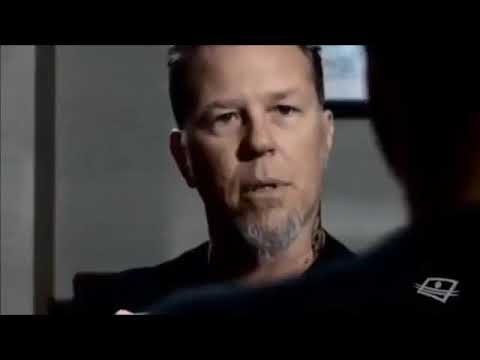 James Hetfield About His Horrible Times With Lars Ulrich
