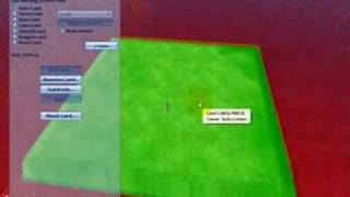 LAND: Joining & subdividing parcels - Second Life Video TuTO