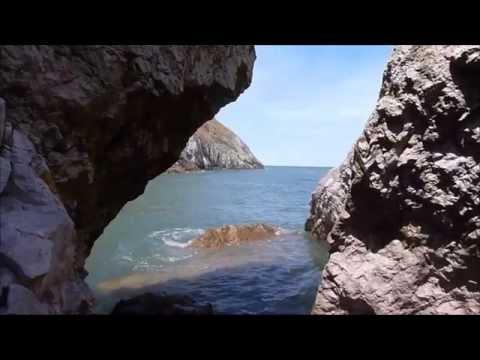 Views From North Wales Coastal Cycle Path - Angel Bay