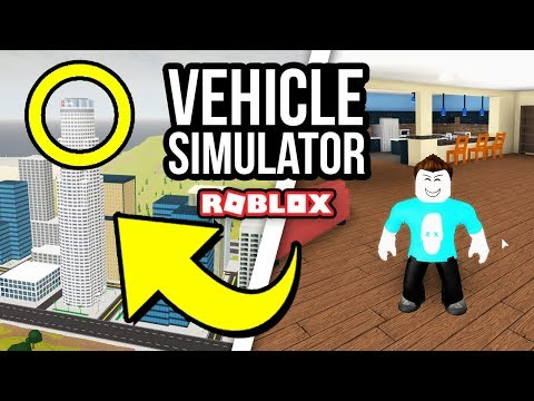 $50,000,000 APARTMENTS - Roblox Vehicle Simulator #27