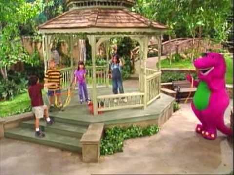 Barney Taking Turn Song Youtube