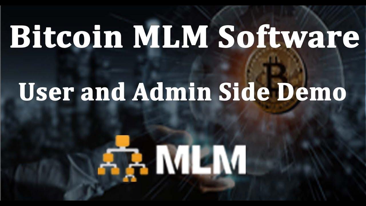 bitcoin mlm script