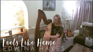 Feels Like Home - Edwina Hayes (Harp Cover) My Sister's Keeper Soundtrack