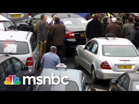 Uber Vs Taxi Battle Goes Global | msnbc