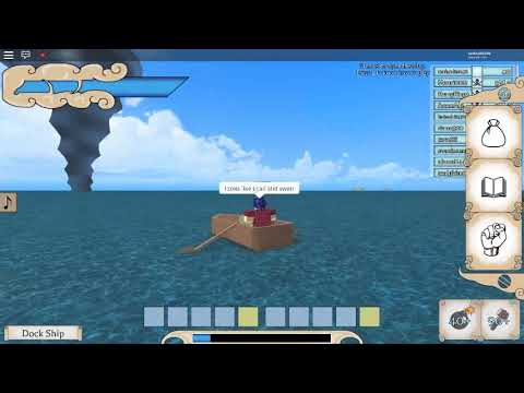 Roblox One Piece Final Chapter im the first person who found a df in the opening of a game[desc]