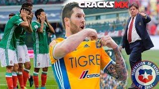 MÉXICO evita POTENCIAS para el MUNDIAL   TIGRES, MEJOR que equipos de EUROPA  ¿PIOJO a CHILE?