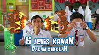 6 Jenis Kawan Dalam Sekolah | SMK Episod 3, 11 Dis, Rabu ini, 9mlm!