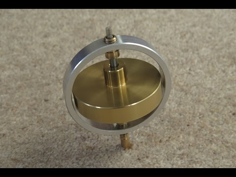 Making a Homemade Gyroscope