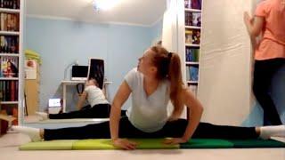 Sobotni trening z widzami // Akrobatyka i taniec - Na żywo
