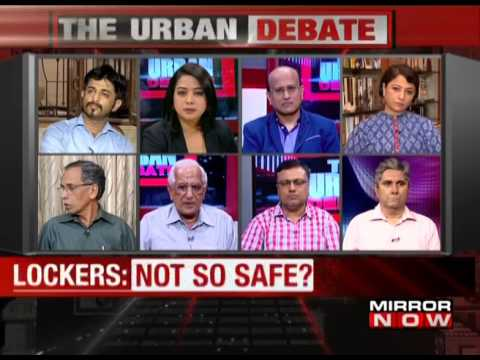 Valuables in Lockers Not Safe Anymore – The Urban Debate (June 26)