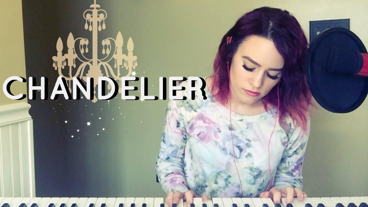 Chandelier - Sia (Kelaska Cover) - YouTube