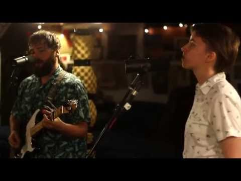 Water on Mars by The Curls (Live at DZ Records)