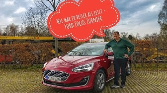 Ford Focus Turnier 1.5 EcoBlue Vignale | Der Beste Ford Focus ever