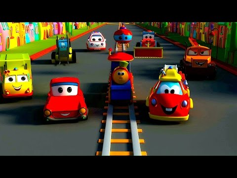 Bob , il treno - Trasporti Avventura | Bob, The Train - Transport Adventure