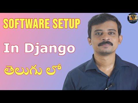 Python Django part