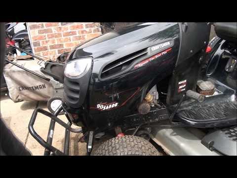 HOW TO TEST a Riding Lawnmower FUEL PUMP. The EASY WAY!