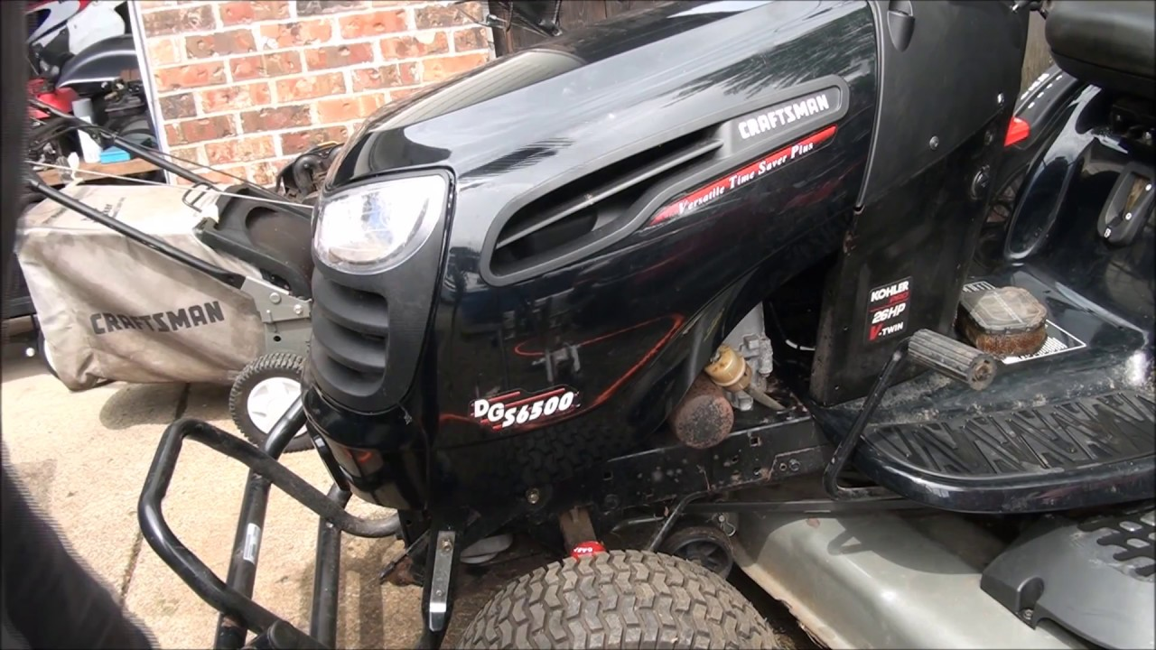 small resolution of how to test a riding lawnmower fuel pump the easy way