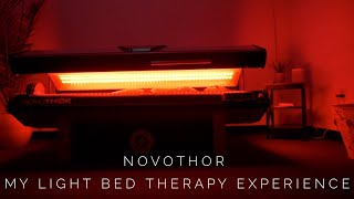 Testing Out Light Bed Therapy | XscapePain