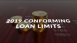 Conforming Limits for 2019