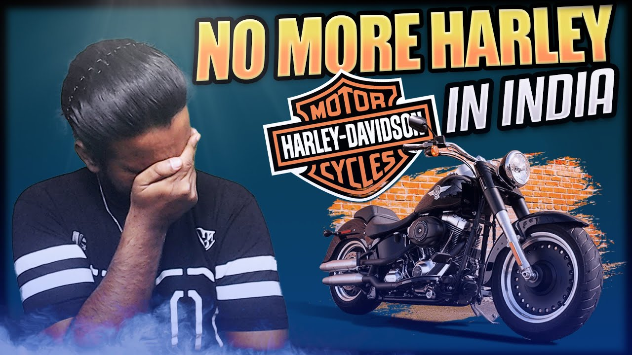 Harley Davidson Left Indian Motorcycle Market Alone