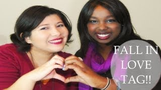 Fall in LOVE tag | WithinLiesBeauty87 ♥ Thumbnail
