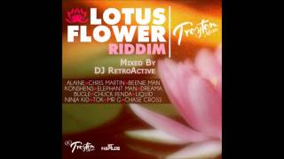 DJ RetroActive - Lotus Flower Riddim Mix [Troyton Music] July 2012