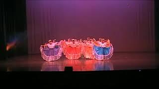 la subtiaveña ballet folklórico nicarahuatl de nicaragua