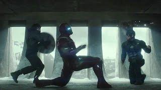 Первый мститель׃ Противостояние (2016) | Русский Трейлер [HD]