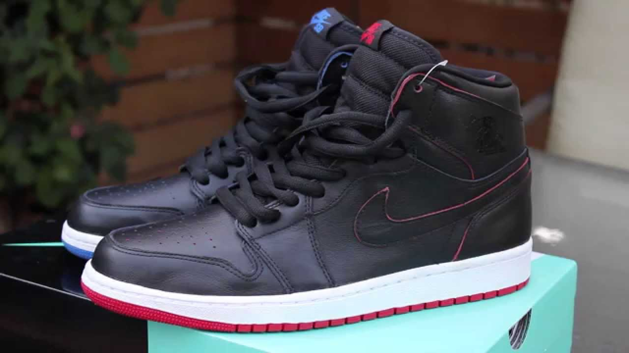 1cf6c2247f Nike SB x Jordan 1 QS Lance Mountain - YouTube