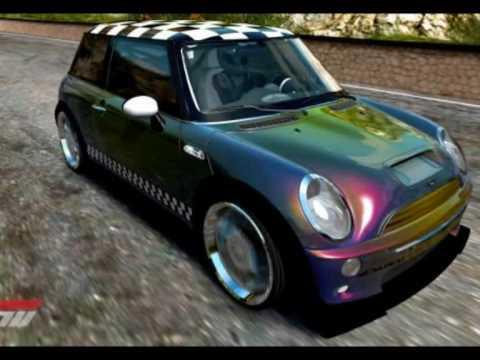 Car Show Mini Cooper S Flippaint Design By Sfd Custom Cars Forza Motorsport 3 You