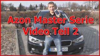 Azon Master Erfahrungen Video 2 - Modul 3, Partnerprogramm und mehr...