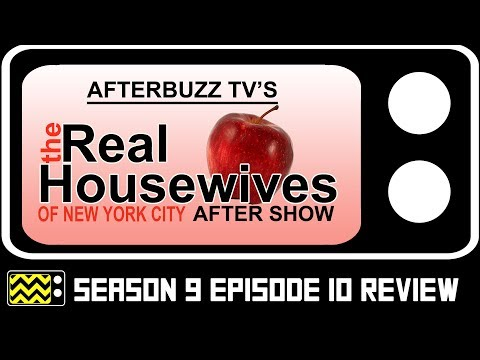 Real Housewives of New York City Season 9 Episode 10 Review & After Show | AfterBuzz TV