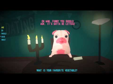 Pug speed dating