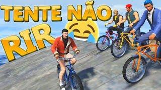 O DIA EM QUE CHOREI DE RIR NO GTA RP